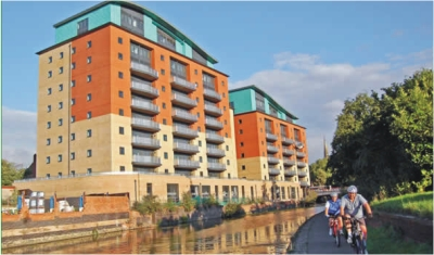 LIVING IN THE CITY:. High Quality Riverside Serviced Apartments In The  Centre Of Leicester
